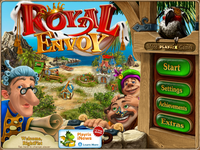 Video Game: Royal Envoy