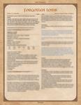 RPG Item: Adventure Shorts Volume 1, Number 1: Forgotten Tomb (3.5)
