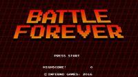 Video Game: Battle Forever