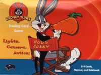 Board Game: Looney Tunes Trading Card Game