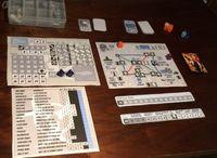 Board Game: Anti-Hero