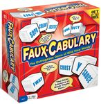 Board Game: Faux•Cabulary