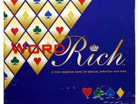 Board Game: Word Rich