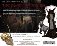 Video Game: Dragon Age II: The Black Emporium