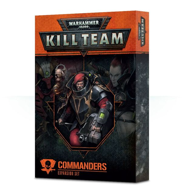 Commanders Expansion Set Kill Team