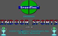 Video Game: Indoor Sports