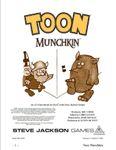 RPG Item: Toon Munchkin