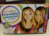 Board Game: Mary-Kate and Ashley Friendship Connection