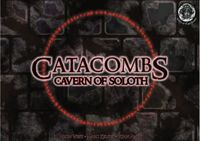 Board Game: Catacombs: Cavern of Soloth