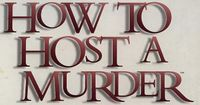 RPG: How to Host a Murder