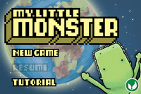 Video Game: My Little Monster