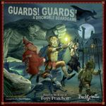 Board Game: Guards! Guards! A Discworld Boardgame