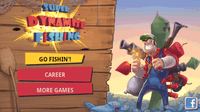 Video Game: Super Dynamite Fishing
