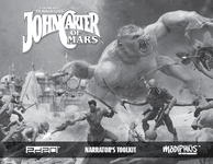 RPG Item: John Carter of Mars: Narrator's Toolkit
