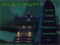 Video Game: Avernum
