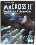 RPG Item: Macross II: Spacecraft and Deck Plans - Volume One