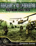 Board Game: Hearts and Minds: Vietnam 1965-1975 (Third Edition)