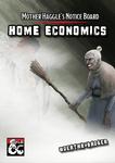 RPG Item: Mother Haggle's Notice Board: Home Economics