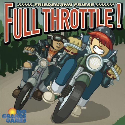 Board Game: Full Throttle!