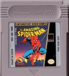 Video Game: The Amazing Spider-Man (1990 / Game Boy)