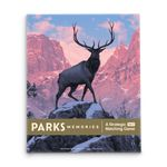 Board Game: PARKS Memories: Mountaineer