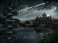 Video Game: Haunted Hotel: Charles Dexter Ward
