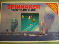 Board Game: Spinnaker Yacht Race Game
