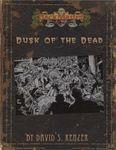 RPG Item: Dusk of the Dead