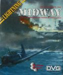 Board Game: Lightning: Midway – June 4th to June 6th, 1942