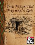 RPG Item: The Forgotten Farmer's God