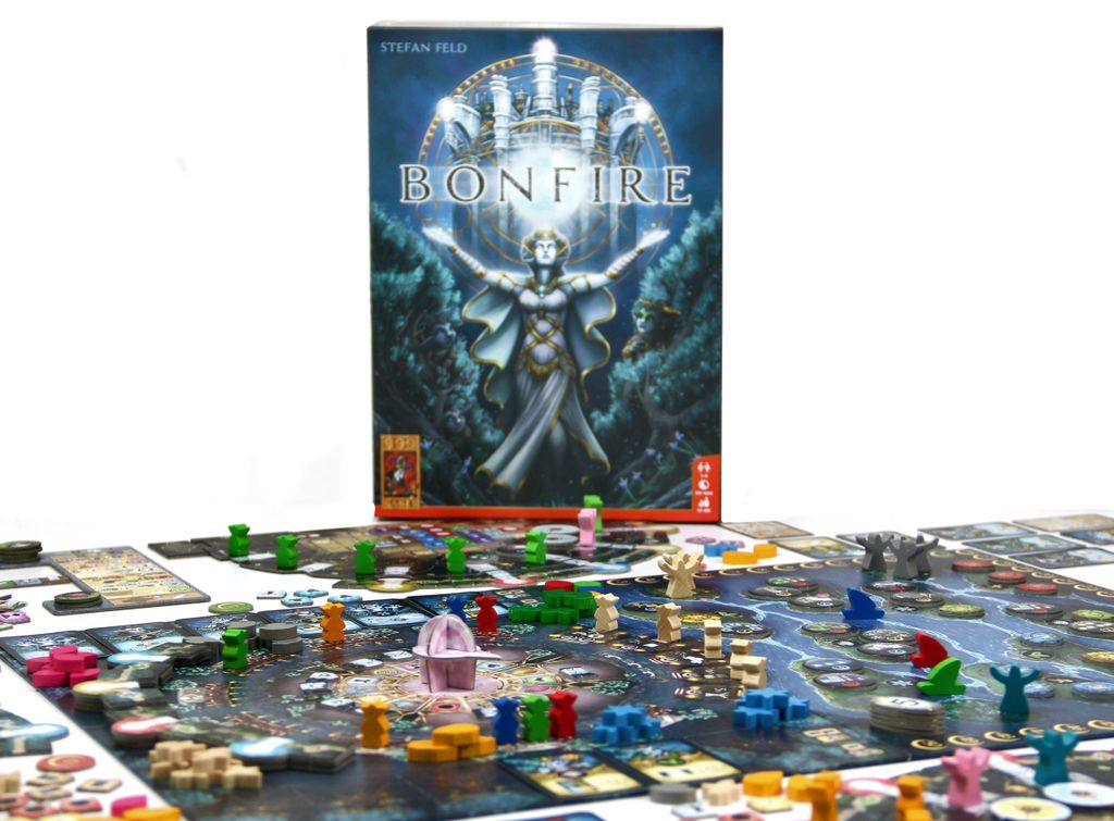 Board Game: Bonfire