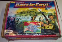 Board Game: Electronic Battle Cry!