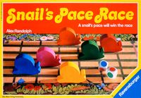 Board Game: Snail's Pace Race