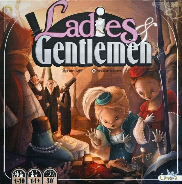 Ladies & Gentlemen | Board Game | BoardGameGeek