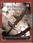 RPG Item: Encyclopedia of Weaponry