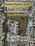 RPG Item: Instant Dungeon Crawl: Insect Lairs