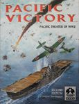 Board Game: Pacific Victory: Pacific Theater of WW2 – Second Edition