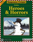 RPG Item: U-02: Holiday Heroes & Horrors