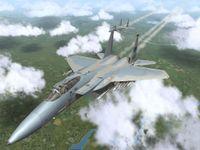 Character: McDonnell Douglas F-15 Eagle