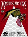 RPG Item: Horde Book 1: A Swarm of Stirges