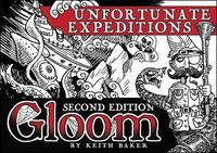 Board Game: Gloom: Unfortunate Expeditions