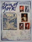 Board Game: Sun of York: The War of the Roses 1453-1485
