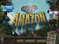 Video Game: Amazon: Hidden Expedition