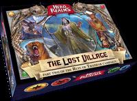 Board Game: Hero Realms: The Lost Village Campaign Deck