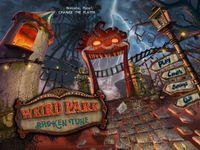 Video Game: Weird Park: Broken Tune