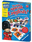 Board Game: Do you speak English?
