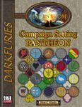 RPG Item: Maelstrom Campaign Setting: Pantheon