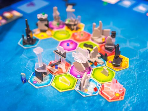 Board Game: MegaCity: Oceania