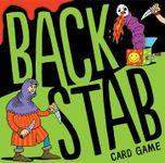 Board Game: Backstab Card Game