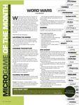 RPG: Word Wars